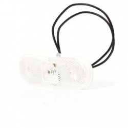 White sidemarket LED(sideconnection not included)